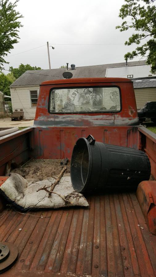 1961 Ford Econoline w/ 351 Windsor V8 Swap For Sale Wichita, KS