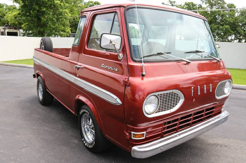 Craigslist Classifieds Los Angeles >> 1965 Ford Econoline 5 Window Pickup Truck For Sale in Whitesburg, KY