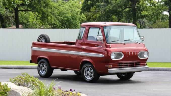 1965 Ford Econoline 5 Window Pickup Truck For Sale in ...