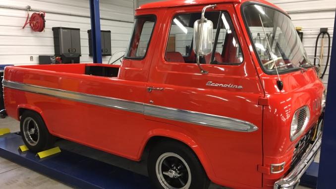Ford Econoline Pickup Truck 1961 1967 For Sale In Oklahoma