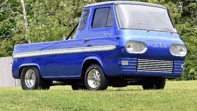 Ford Econoline Pickup: Trucks For Sale, Parts, History ...