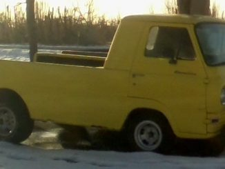 Ford Econoline Pickup Truck (1961 – 1967) For Sale in Washington