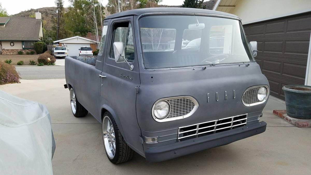 1962 Ford Econoline 5 Window Pickup For Sale in Thousand ...
