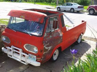 Ford Econoline Pickup Truck (1961 – 1967) For Sale in Kansas