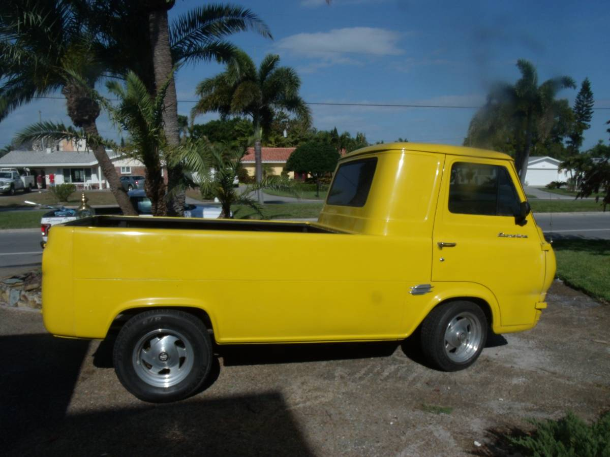 1966 Ford Econoline 3 Window Pickup Truck For Sale in ...