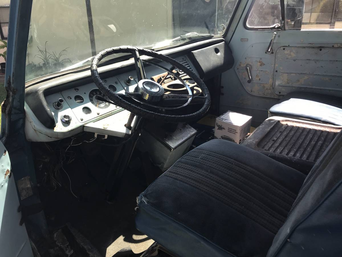 1963 Ford Econoline Six Cylinder Pickup Truck For Sale in ...