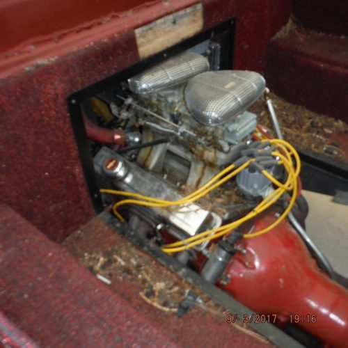 1962 Ford Econoline Five Window Pickup Truck For Sale in ...