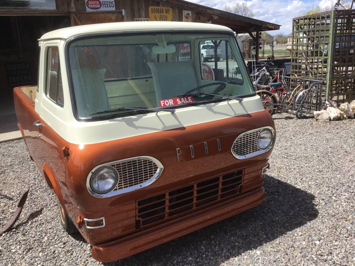 1963 Ford Econoline Pickup Truck For Sale in Montrose, CO