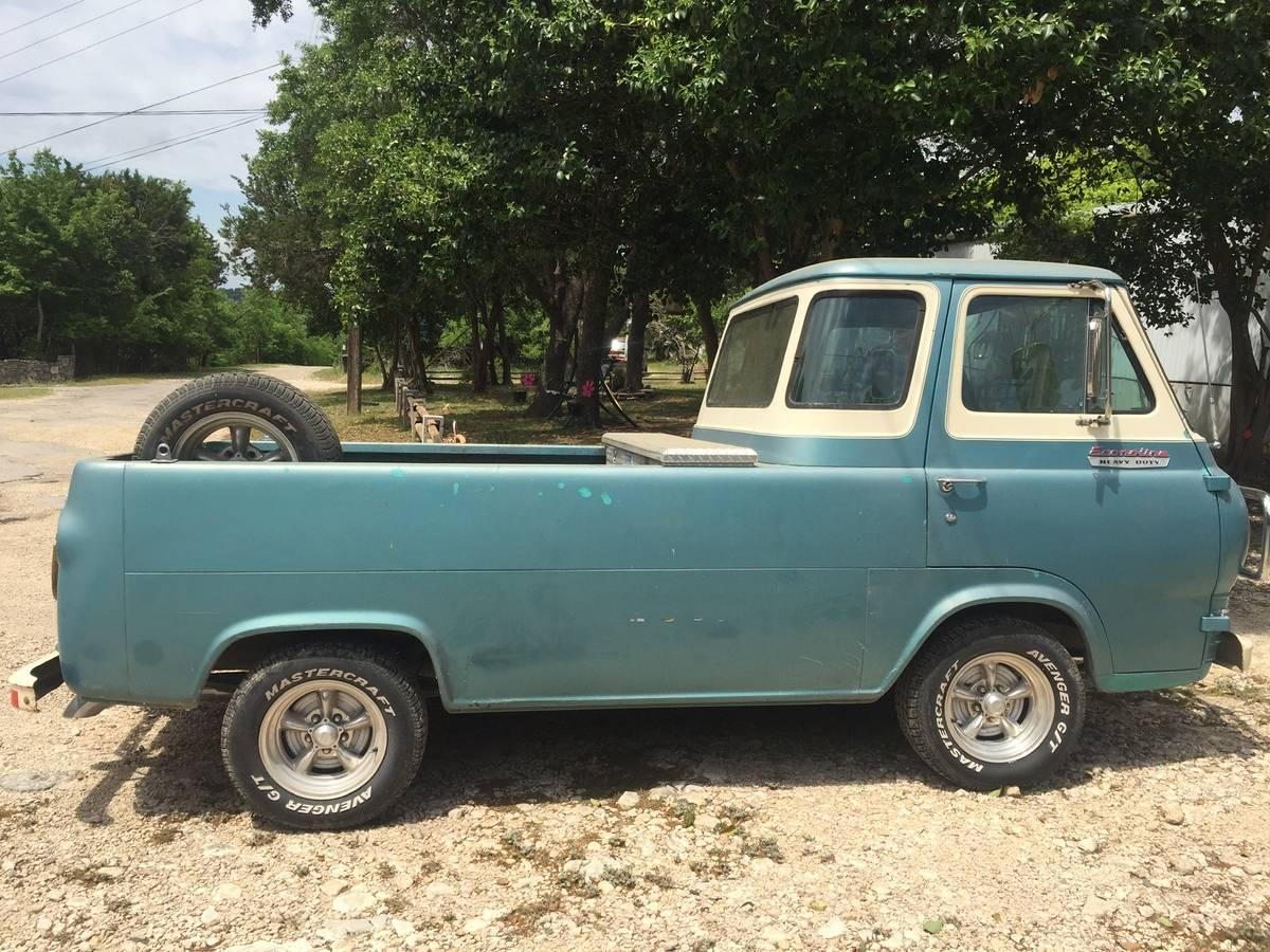 1966 Ford Econoline Pickup Truck For Sale in Ingram, TX