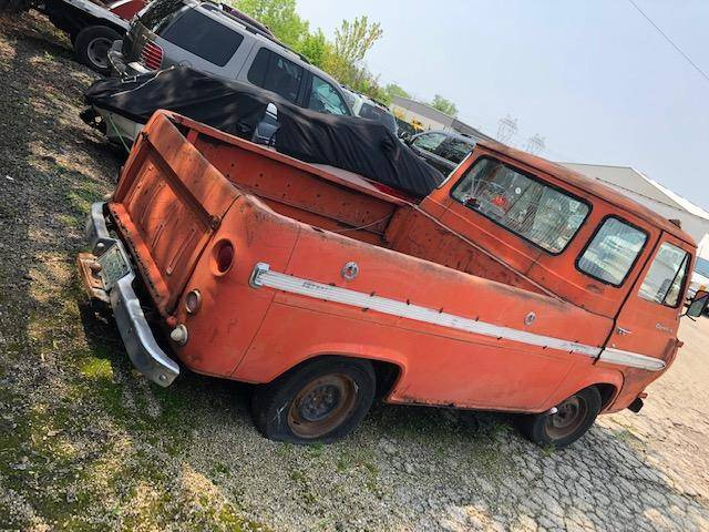 1965 Ford Econoline 6cyl Project Pickup Truck For Sale in ...