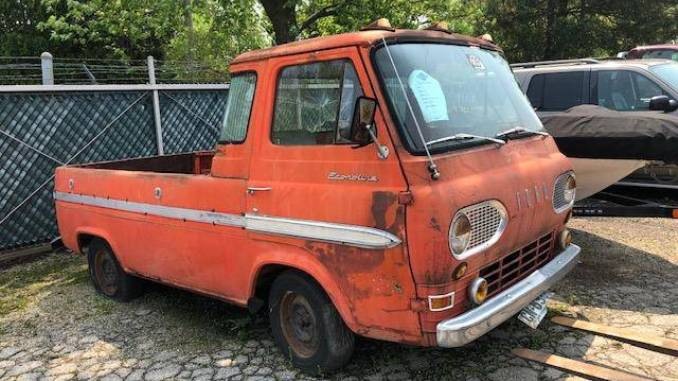 Ford Econoline Pickup Truck (1961 – 1967) For Sale in Wisconsin