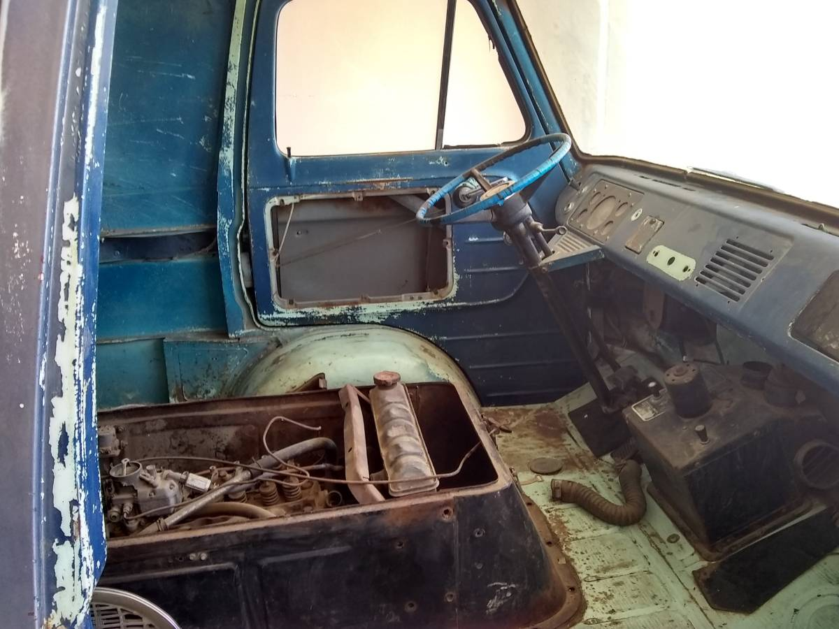 1961 Ford Econoline Project Pickup Truck For Sale in ...
