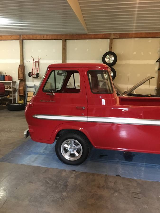 1963 Ford Econoline Pickup Truck For Sale in New ...