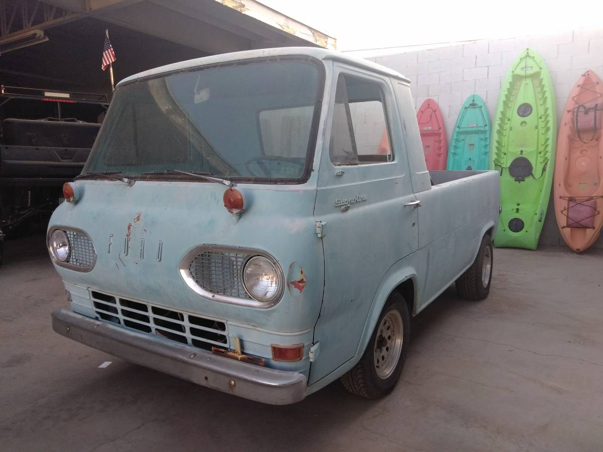 1963 Ford Econoline 3 Window Man Pickup Truck For Sale In Yuma Az Earlier this week on the fox news rundown, we spoke to rep. ford econoline pickup