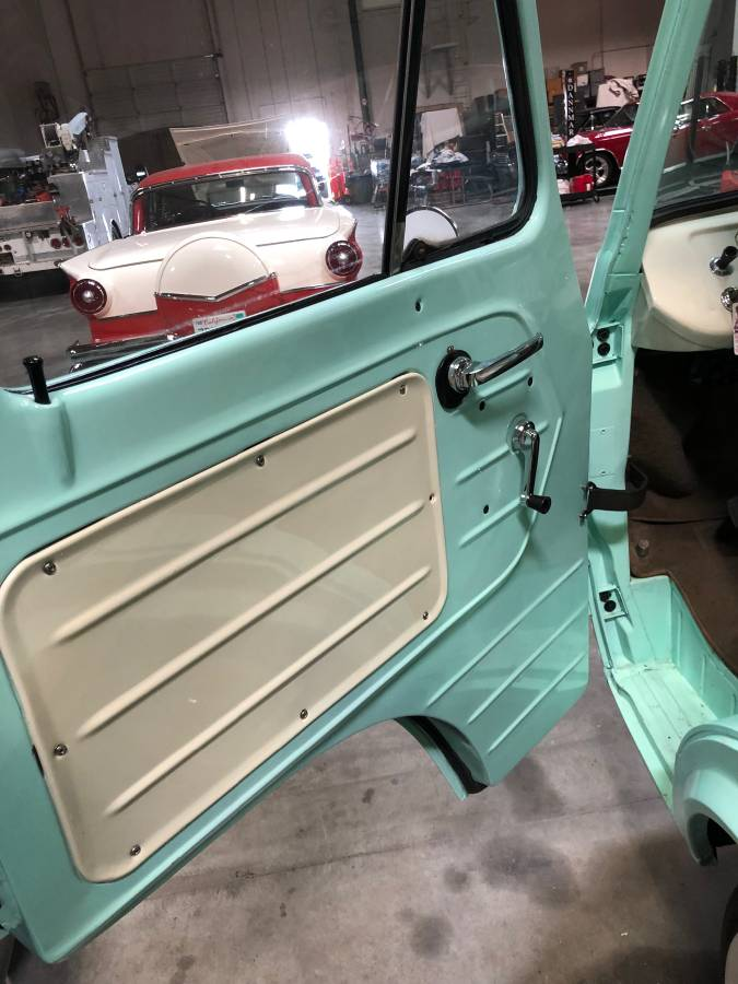 1961 Ford Econoline 6cyl Auto Pickup Truck For Sale in San ...