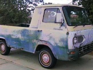 1963 Pinon Hills CA