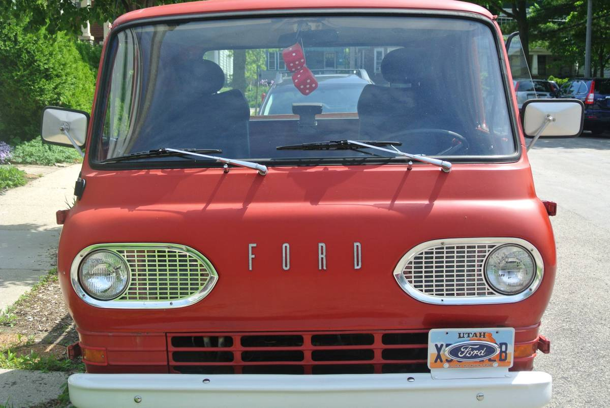 1967 Ford Econoline 6cyl Manual Pickup Truck For Sale in ...