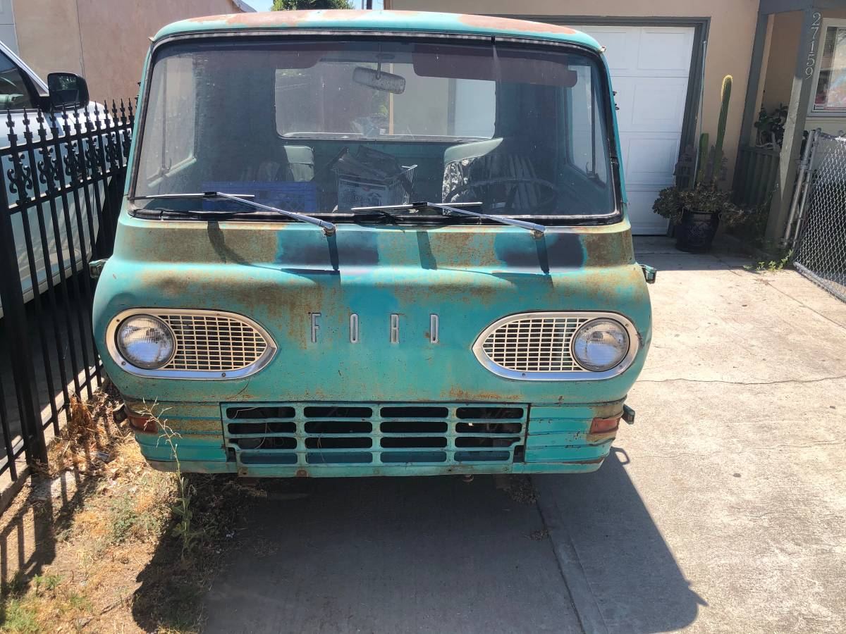1965 Ford Econoline 200 Inline 6 Pickup Truck For Sale in ...