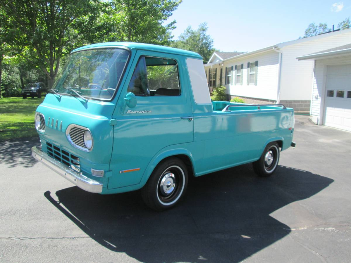 Ford Econoline Pickup Truck 1961 1967 For Sale In Ohio F100 Pick Up Ad Updates July 18th 2016 18