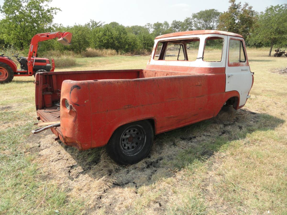 1961 64 Ford Econoline Parts Truck For Sale In Sanger Texas 500 Pickup Tx 1