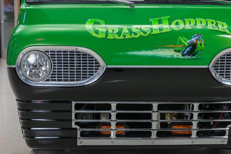 Famous 1965 Grasshopper Ford Econoline Pickup Truck In