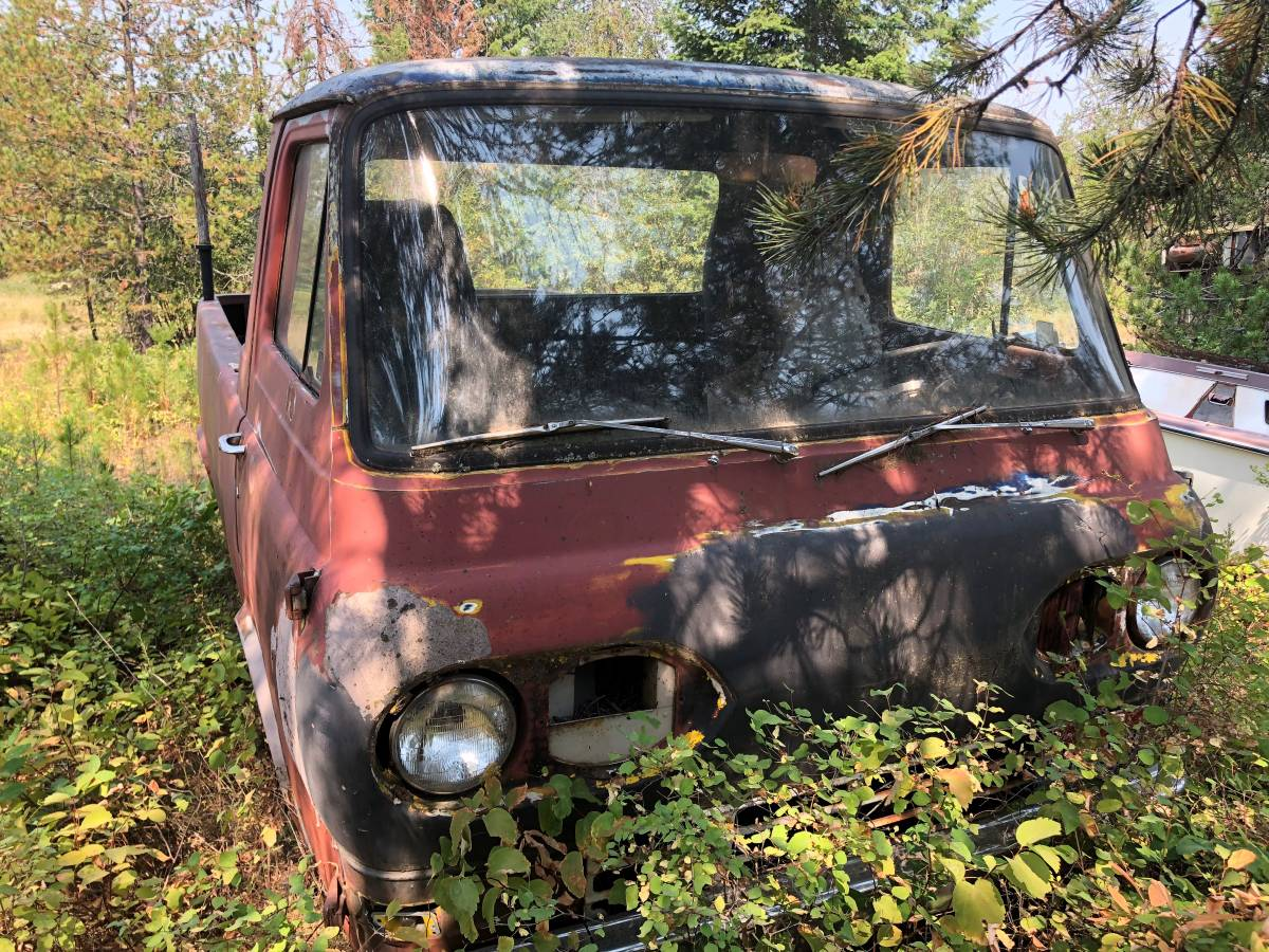 1963 Ford Econoline Project For Sale in Spirit Lake, ID