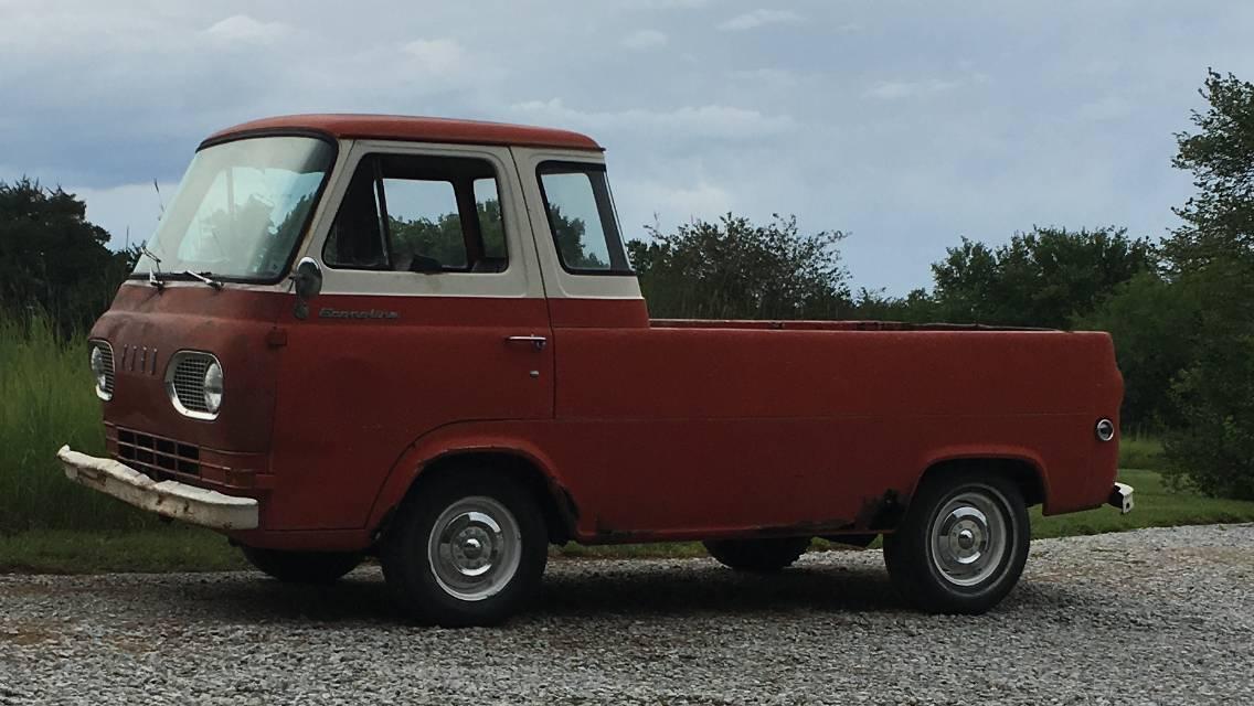 1963 Inline Six 3spd Pickup Truck For Sale in Lincoln, NE