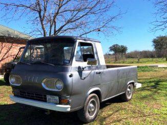 1963 Hondo TX