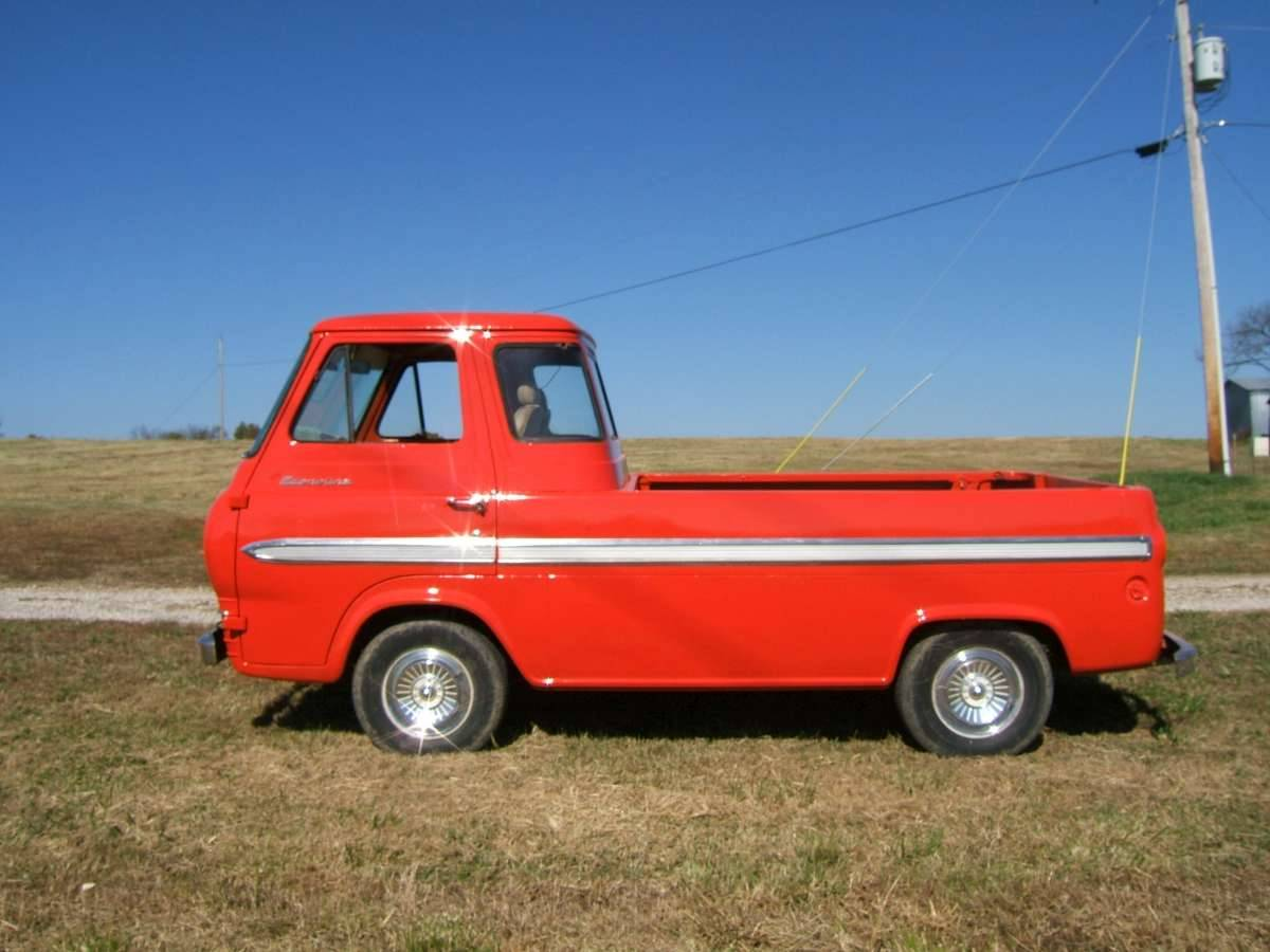 1965 Ford Econoline Spring Special Pickup Truck For Sale ...