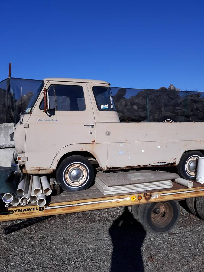1964 Ford Econoline 6cyl Manual Pickup Truck For Sale in ...
