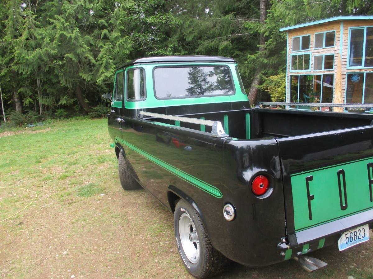 1965 Ford Econoline V8 Auto Pickup Truck For Sale in ...